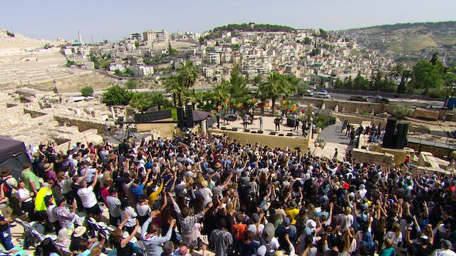 Hillsong Israel Tour: The Temple Mount