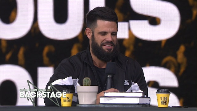 Day 4 - Brian Houston & Steven Furtick Interview