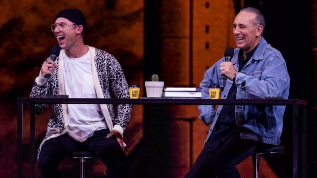 Leadership Hour with Judah Smith | Pa...