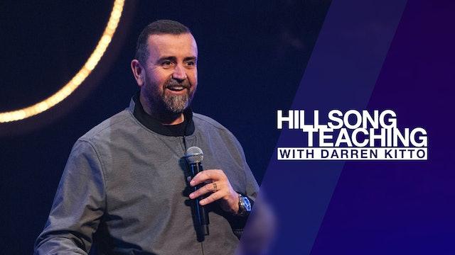 Hillsong Teaching with Darren Kitto
