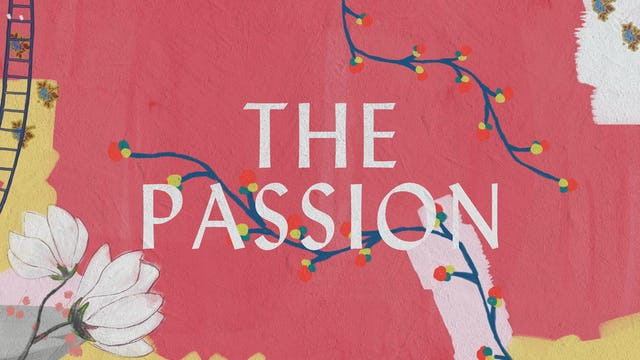 The Passion (Lyric Video)