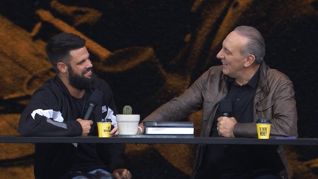 Live at Sydney - with Steven Furtick ...