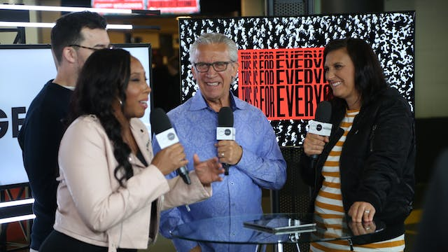 Day 4 - Interview with Bill Johnson, ...
