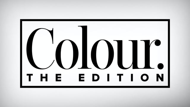 Colour: The Edition
