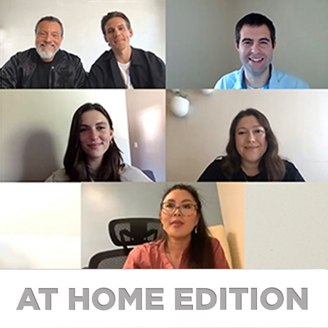 At Home Edition: Healthcare Workers - The Real Heroes