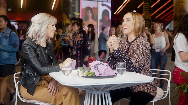 Foyer Interview with Christine Caine