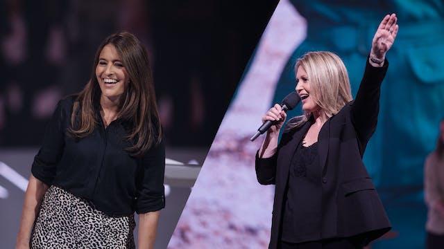 Cassandra Langton & Donna Crouch