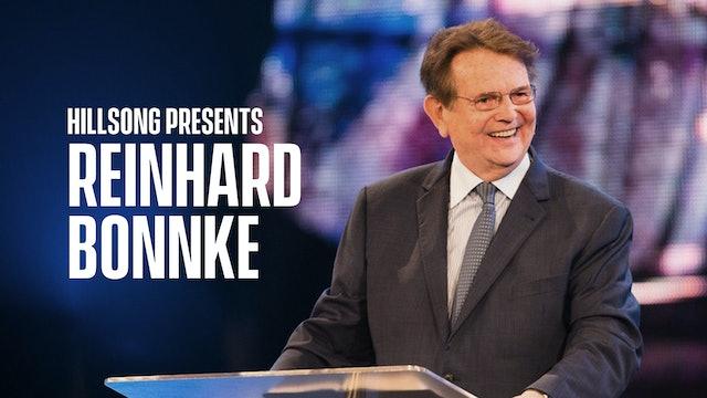 Hillsong Presents Reinhard Bonnke