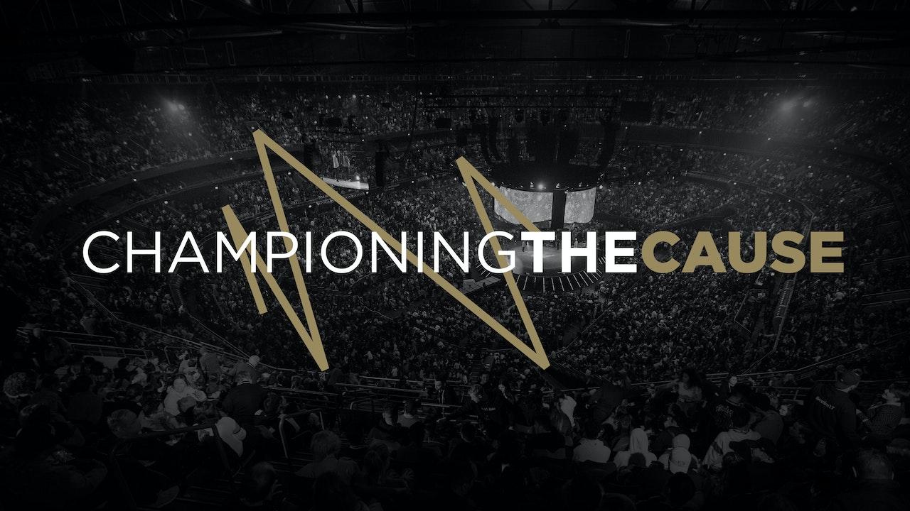 Championing The Cause