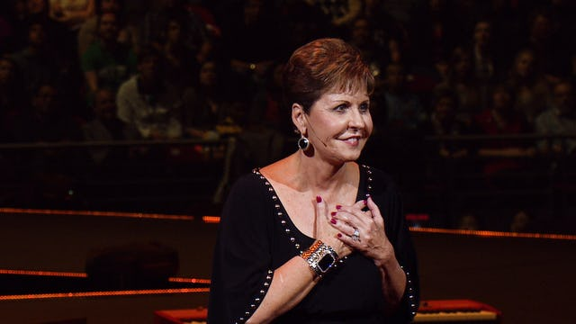 Do Yourself a Favour and Forgive - Joyce Meyer