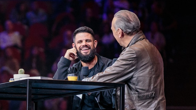 Leadership Hour with Steven Furtick | Donna Crouch