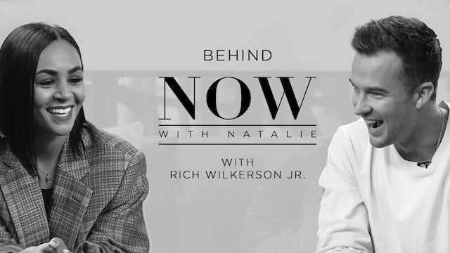 Behind Now with Natalie