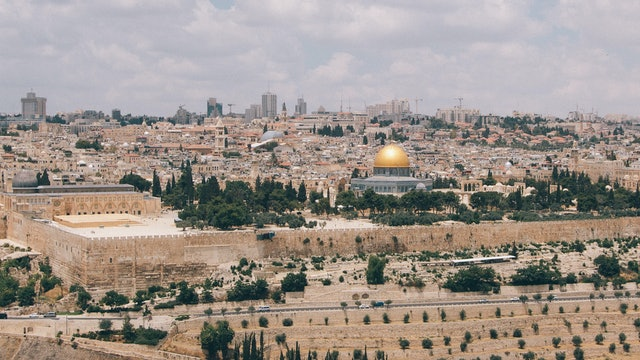 Pioneering Hillsong Israel