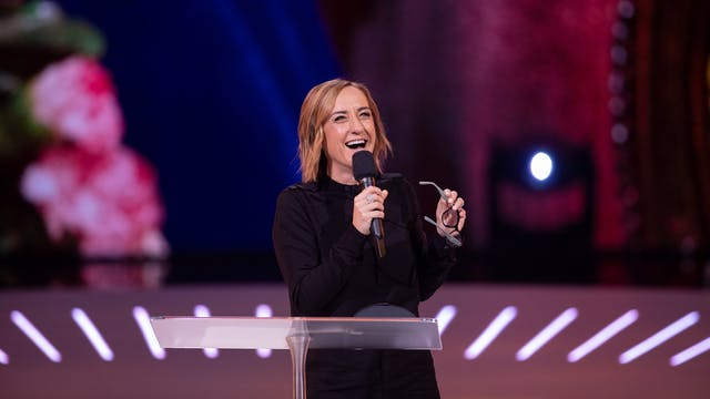 It's Up to You - Christine Caine