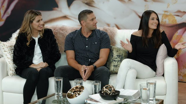 Cassandra Langton, Jad Gillies & Brooke Ligertwood
