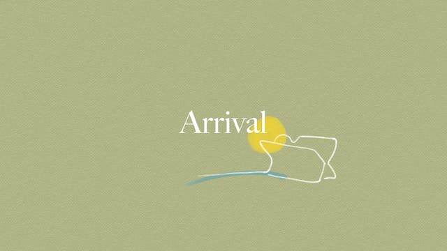 Arrival (Lyric Video)