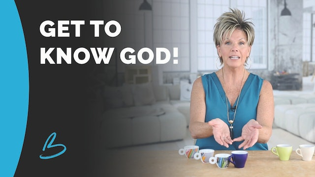 Get To Know God!