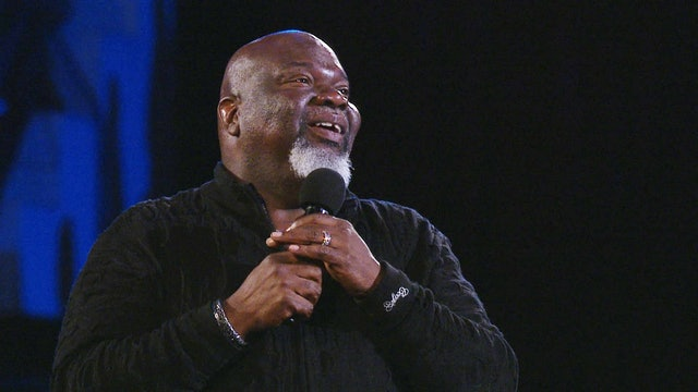 The Greater the Pressure, the Greater the Treasure - T.D. Jakes