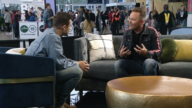 Foyer Studio Interview - Chris Tomlin