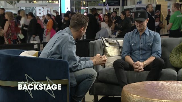 Day 4 - Carl Lentz and Rich Wilkerson...