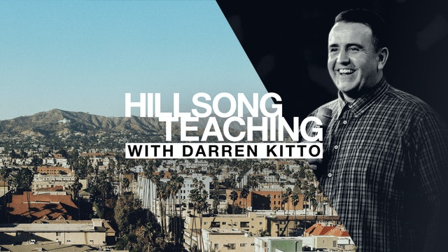 Hillsong Teaching with Darren Kitto