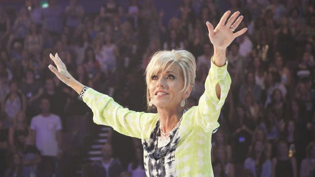 It's Time to Move - Beth Moore