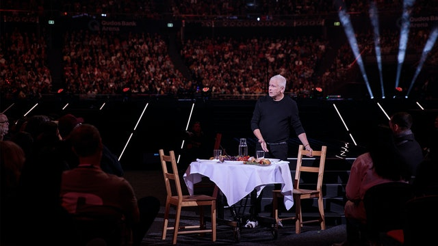 Live at Sydney with Bill Johnson and Louie Giglio
