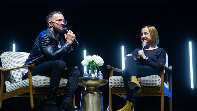 Carl Lentz & Christine Caine Interview