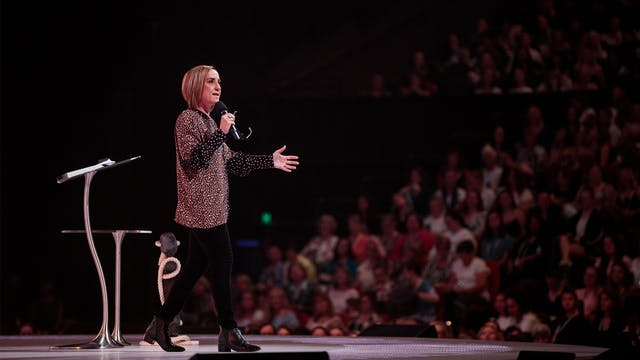 Drop The Anchor - Christine Caine