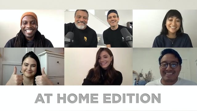 At Home Edition: How to Thrive When t...