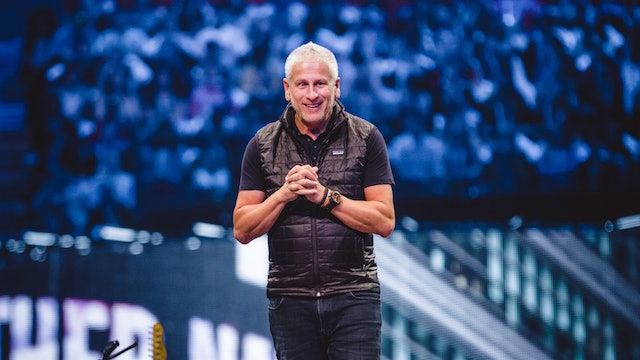 Resting in No Other Name - Louie Giglio