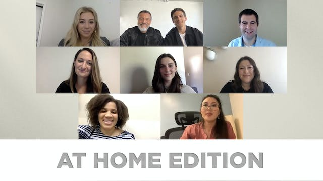 At Home Edition: Healthcare Workers -...