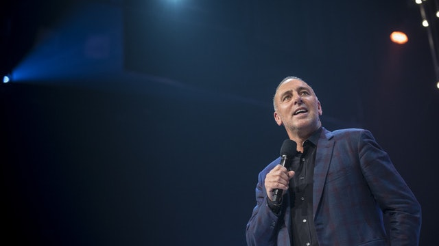 Jesus the Original Pioneer - Brian Houston