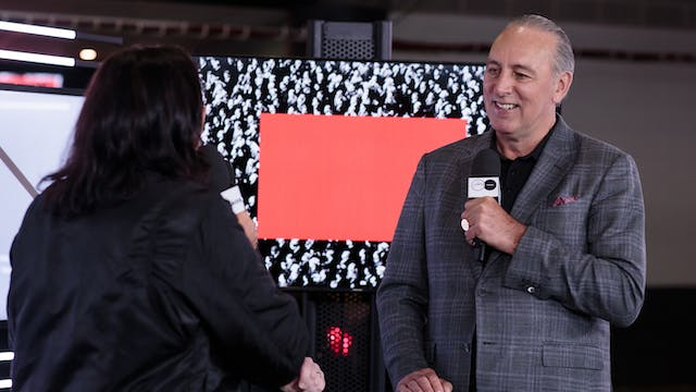Day 4 - Interview with Brian Houston