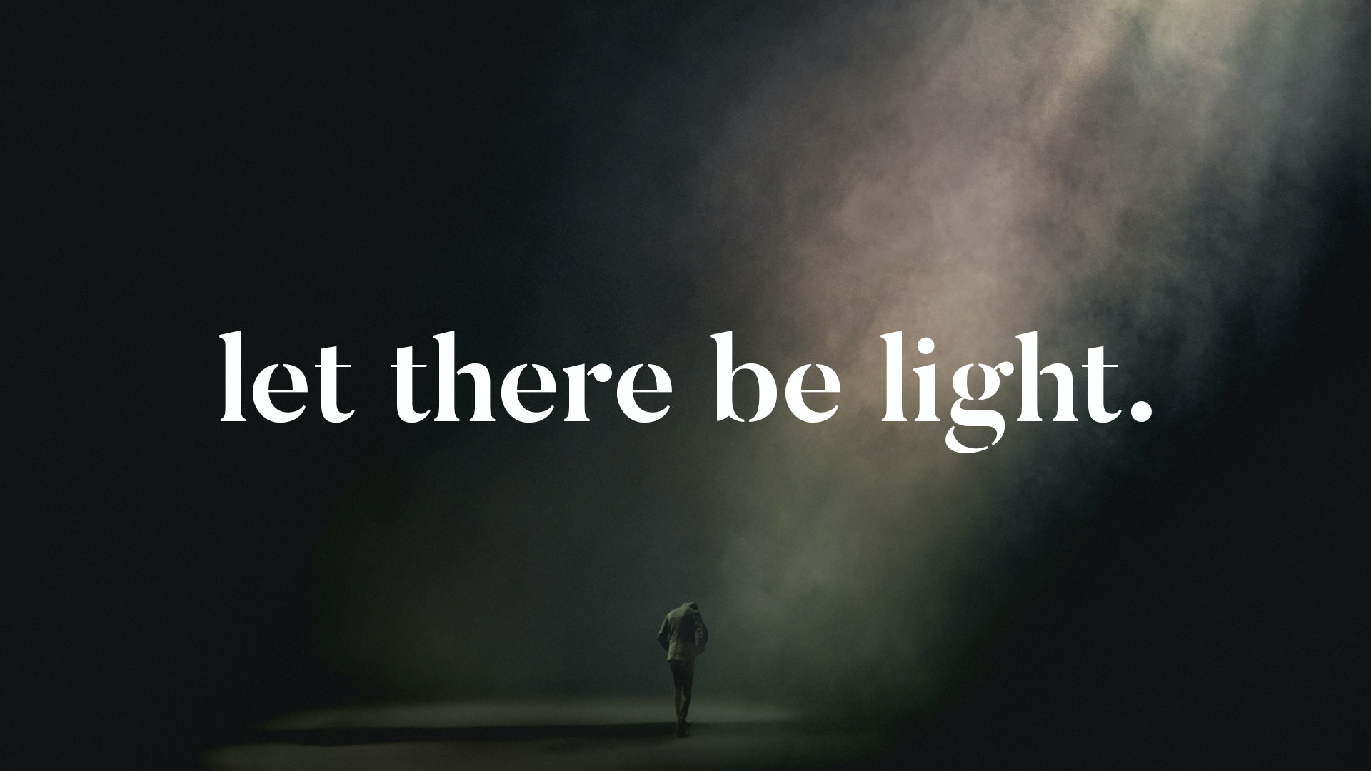 Image result for Let There Be Light!