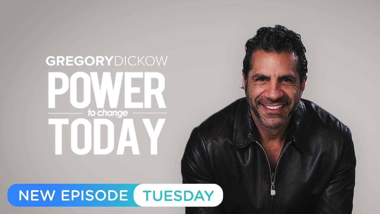 Gregory Dickow, Power to Change Today
