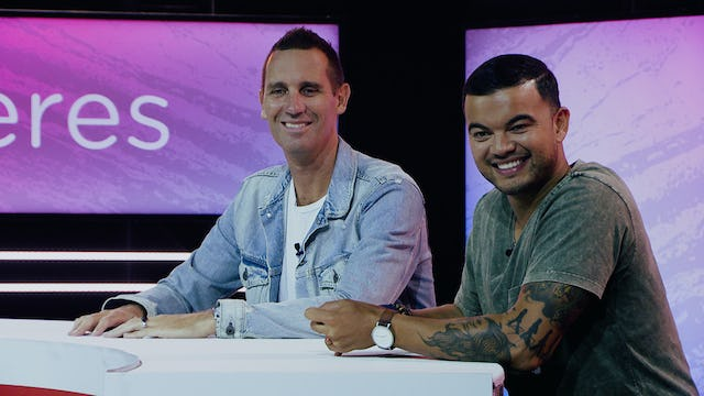 Arts & Entertainment: Guy Sebastian & Montell Jordan