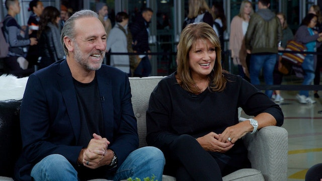 Live at Sydney - with Brian Houston