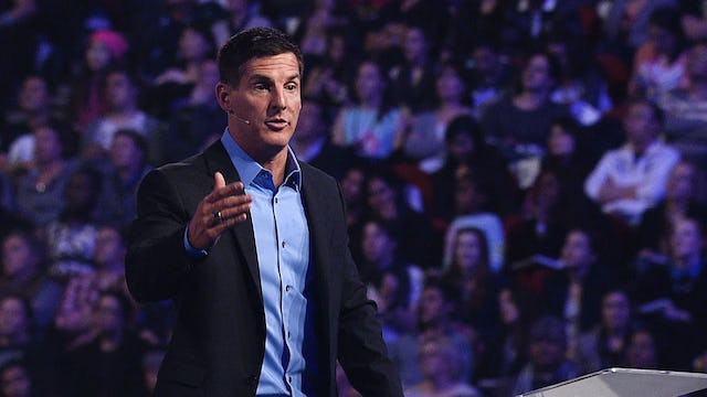 The Making Of a Spriritual Leader - Craig Groeschel
