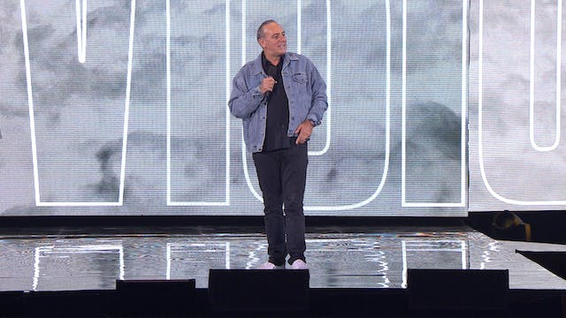 Live at Sydney - with Brian Houston, ...