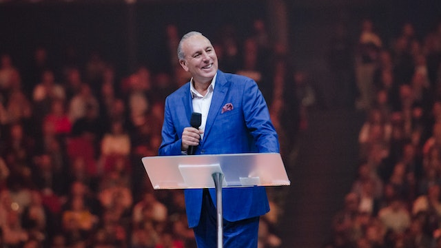 It's Beginning to Rain - Brian Houston