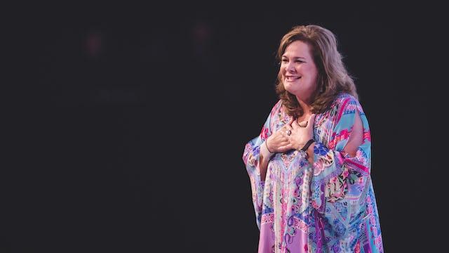 God Sized Fields - Lisa Harper