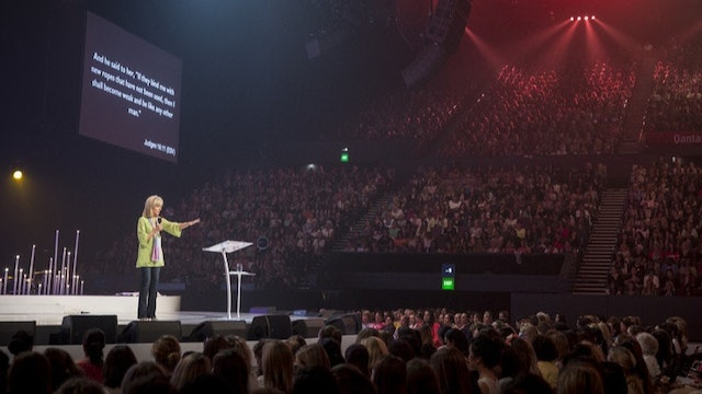Lessons From Samson - Beth Moore