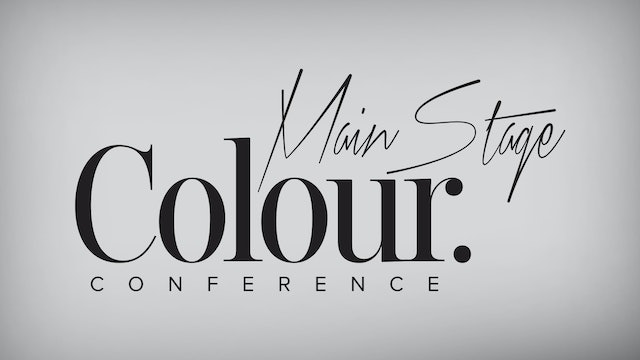 Colour Conference: Main Stage
