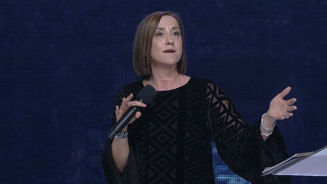 We Need Some More Elbow Room - Christine Caine