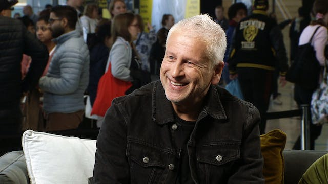 Louie Giglio with Nathan Finochio