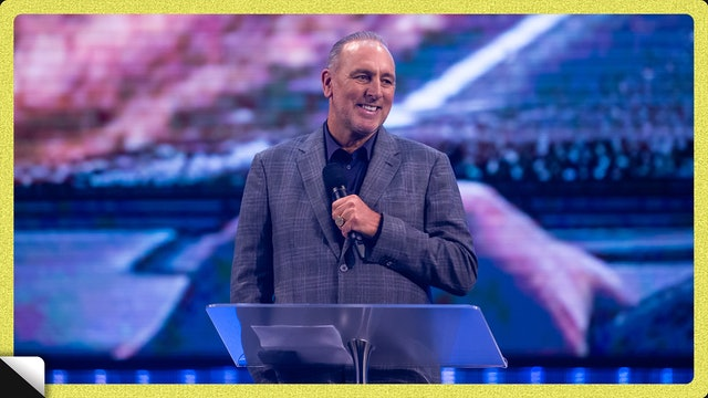 You and Your Worst Enemy - Brian Houston