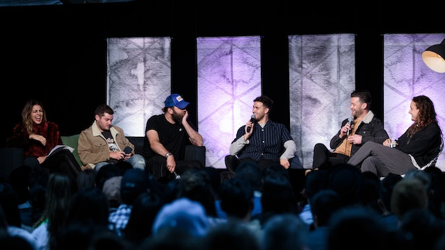 Hillsong Songwriters Collective - Joel Houston, Brooke Ligertwood & Ben Fielding