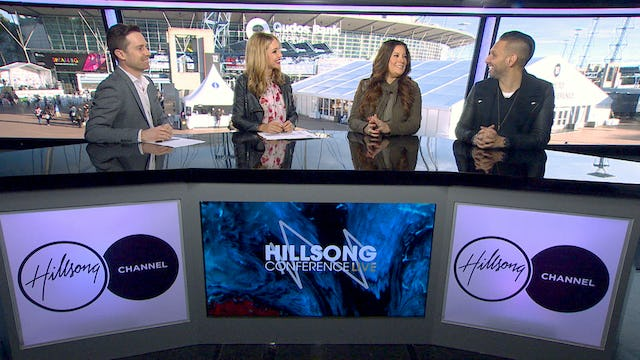 Hillsong Conference Live - Hillsong Channel NOW