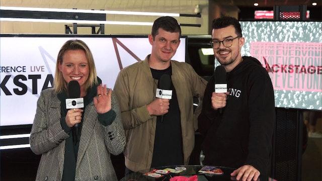 Day 3 - Kidsong Update with Jess Mclean & Matt Jones, Kids Pastors